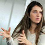 """Paloma Valencia, senadora por el Centro Democrático, habla del caso Odebrecht y las declaraciones del """"Ñoño"""" Elías."""