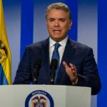 Presidente Iván Duque habla sobre la crisis migratoria de Venezuela