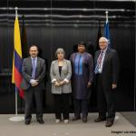Vicefiscal de la Corte Penal Internacional desmiente mensaje dirigido a Iván Duque