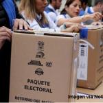 Gobierno pone marcha Sistema Integral de Capacitación Electoral (SICE)